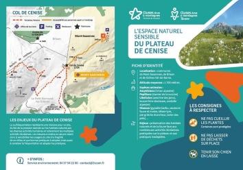 Plateau de Cenise © Cluses Arve & Montagnes
