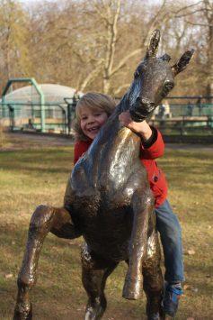 Parc aux Animaux du Bois-de-la-Bâtie © montblancfamilyfun.com