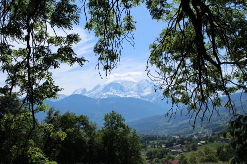 La Vigne in springtime (Sallanches) © montblancfamilyfun.com