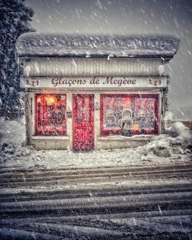 © Les Glaçons de Megève