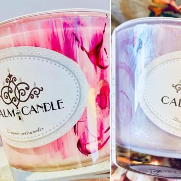 © Calm Candle