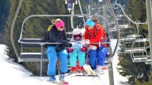 Ski piste maps © Wipeout microfibre