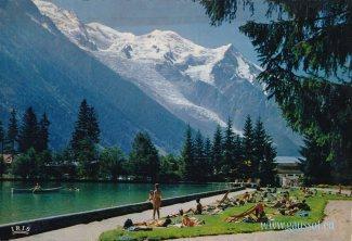 La Plage de Chamonix © www.gaussot.eu