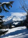 Ski rando from Les Communailles to Le Cerf Blanc © montblancfamilyfun.com