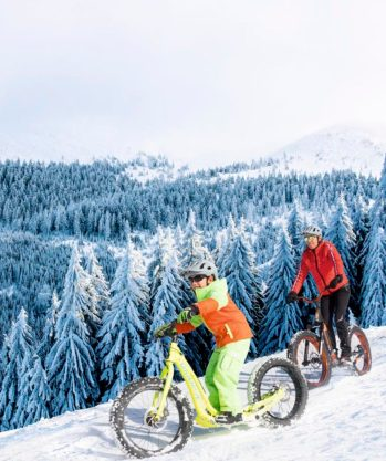 Descente Trott © Alpes Aventures