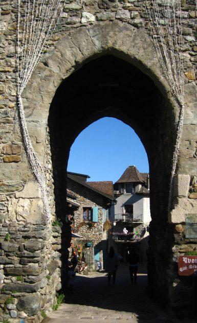 Yvoire - la Porte de Nernier © montblancfamilyfun.com