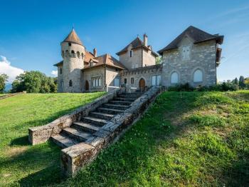 Domaine de Rovorée - La Châtaignière © Antoine Berger