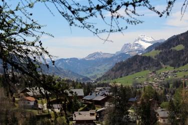 Chemin du Calvaire (Megève) © montblancfamilyfun.com