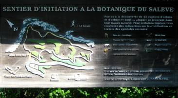 Sentier botanique du Salève © montblancfamilyfun.com