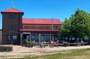 L'Observatoire restaurant (Salève) © montblancfamilyfun.com