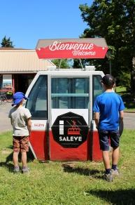 Téléphérique du Salève - our 2021 visit © montblancfamilyfun.com