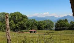 Beautiful farms on the Salève © montblancfamilyfun.com
