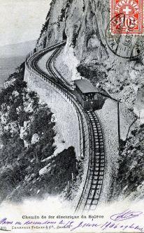Chemin de fer du Salève © Wikipedia