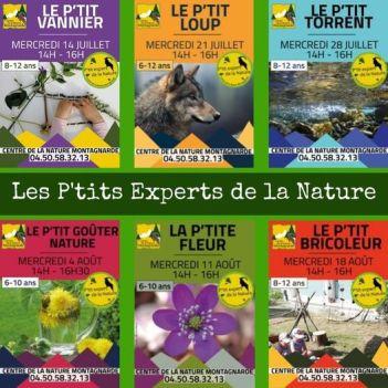 © Centre de la Nature Montagnarde