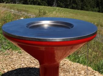Boucle du Lac de Jaillet - la plancha eléctrica © montblancfamilyfun.com