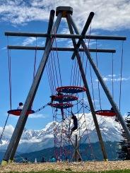 Jeux panoramiques du Jaillet (Portes du Mont-Blanc) © montblancfamilyfun.com