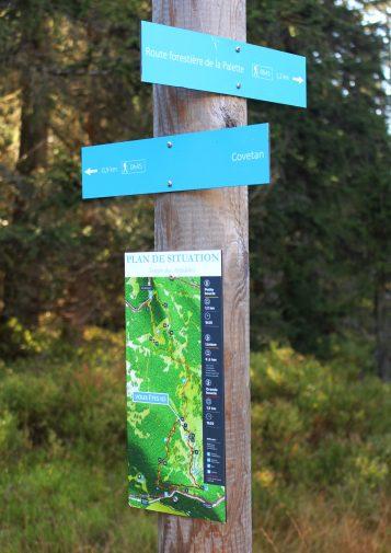 Sentier des Arpelières (Crest-Voland / Les Saisies) @ montblancfamilyfun.com